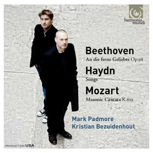 Padmore, Bezuidenhout: Beethoven, Haydn, Mozart (24/88 FLAC)