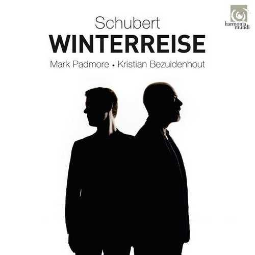 Padmore, Bezuidenhout: Schubert - Winterreise (24/88 FLAC)