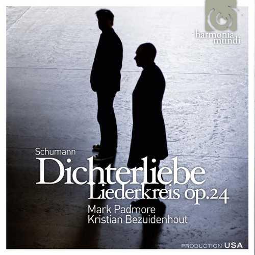 Padmore, Bezuidenhout: Schumann - Dichterliebe op.48, Liederkreis op.24 (24/88 FLAC)