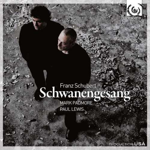 Padmore, Lewis: Schubert - Schwanengesang (FLAC)