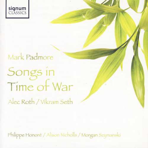 Alec Roth, Vikram Seth - Songs in Time of War (24/48 FLAC)