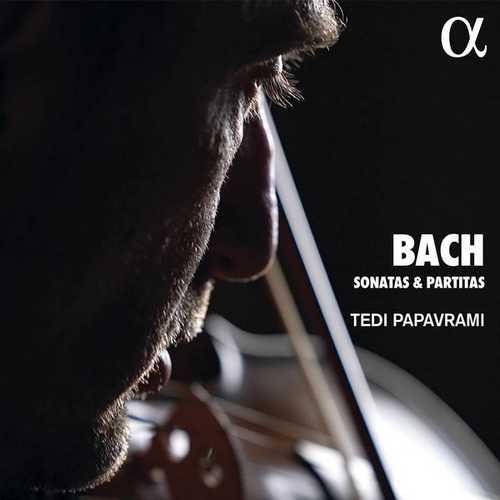 Papavrami: Bach - Sonatas & Partitas (24/96 FLAC)