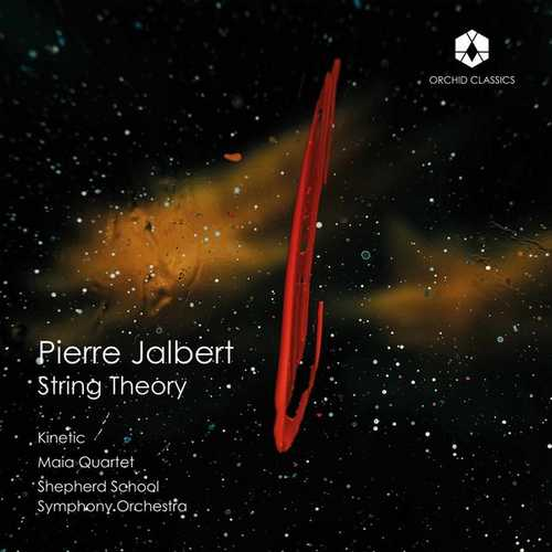 Pierre Jalbert - String Theory (FLAC)