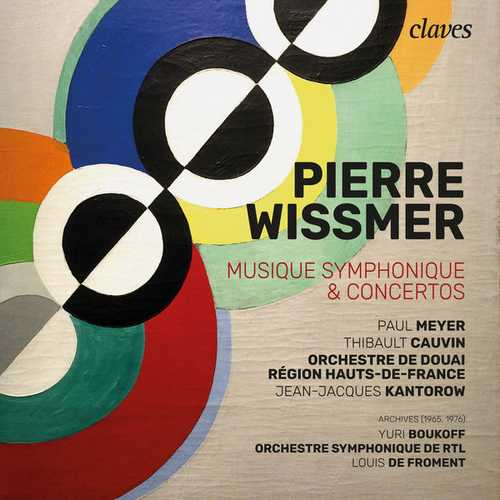 Pierre Wissmer - Musique Symphonique & Concertos (FLAC)