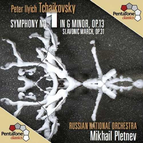 Pletnev: Tchaikovsky - Symphonie no.1, Marche Slave (24/96 FLAC)