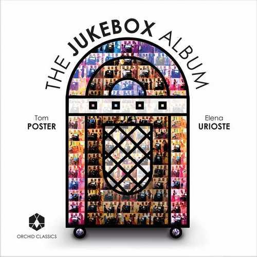 Urioste, Poster - The Jukebox Album (24/96 FLAC)