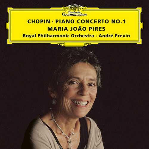 Previn, João Pires: Chopin - Piano Concerto no.1 (24/44 FLAC)