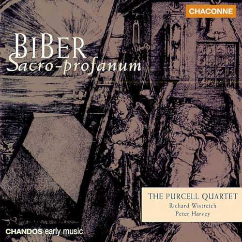 Purcell Quartet: Biber - Sacro-Profanum (FLAC)