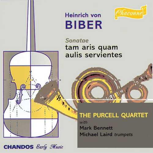 Rurcell Quartet: Biber - Sonatae Tam Aris Quam Aulis Servientes (FLAC)