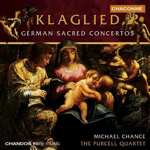 Purcell Quartet: Klaglied. German Sacred Concertos (24/96 FLAC)