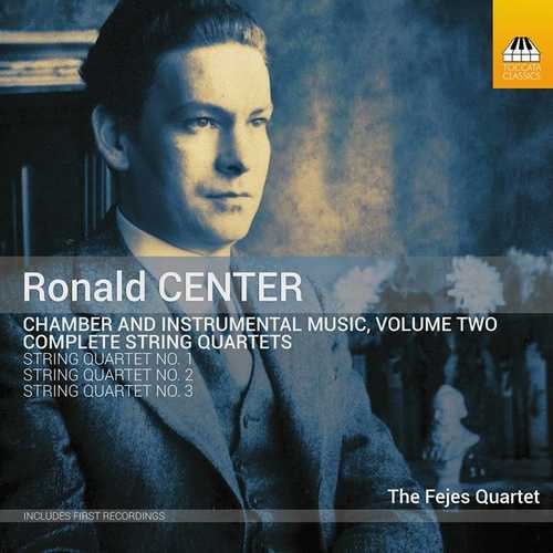 Ronald Center - Chamber and Instrumental Music vol.2 (24/96 FLAC)