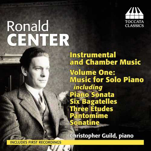 Ronald Center - Instrumental and Chamber Music (FLAC)