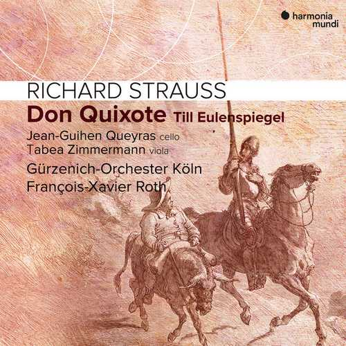 Roth: Strauss - Don Quixote. Till Eulenspiegel (24/96 FLAC)
