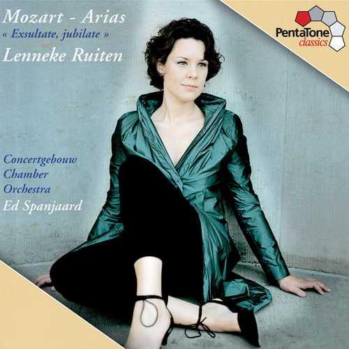 Ruiten, Spanjaard: Mozart - Arias, Exsultate Jubilate (24/96 FLAC)
