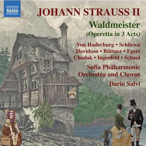 Johann Strauss II: Waldmeister (24/96 FLAC)