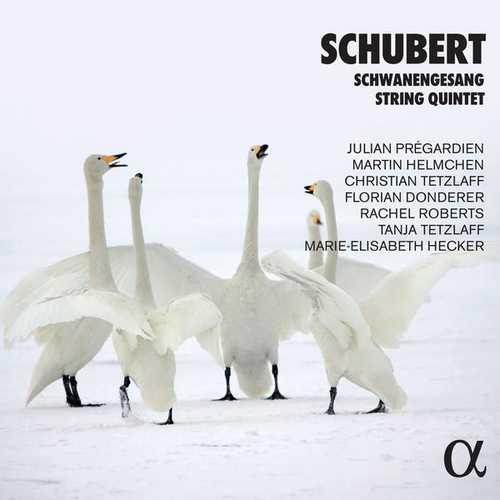 Prégardien, Helmchen: Schubert - Schwanengesang, String Quintet (24/96 FLAC)