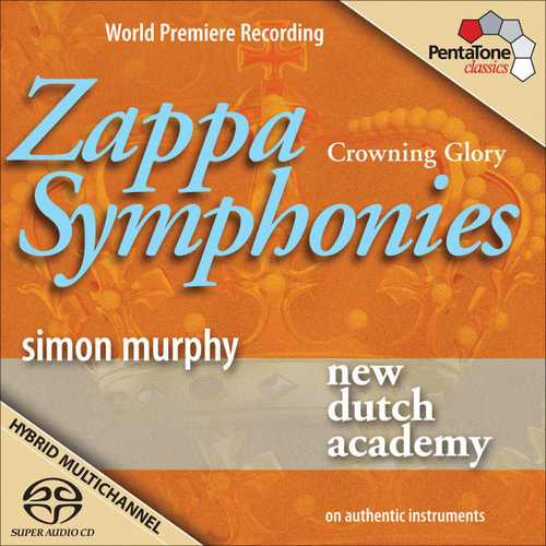 Murphy: Crowning Glory. The Musical Heritage of the Netherlands (24/96 FLAC)