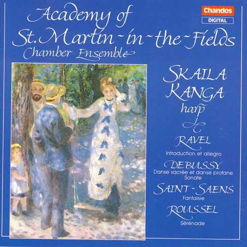 Kanga: Ravel, Debussy, Saint-Saëns, Roussel (FLAC)