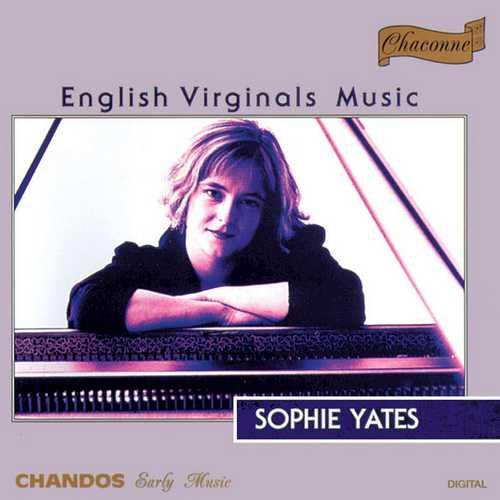 Sophie Yates - English Virginals Music (FLAC)