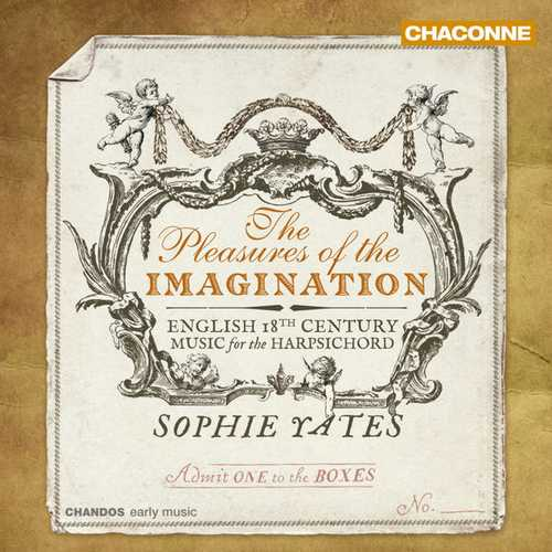 Sophie Yates - The Pleasures of the Imagination (FLAC)