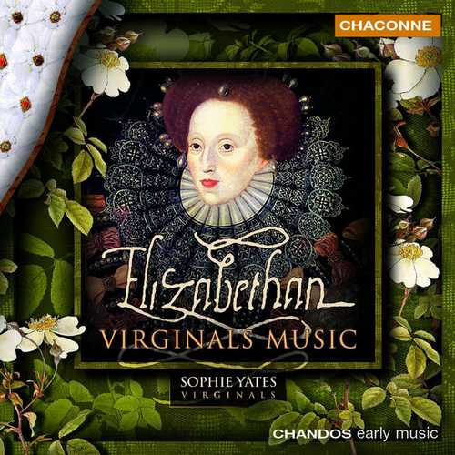 Sophie Yates - Elizabethan Virginals Music (FLAC)