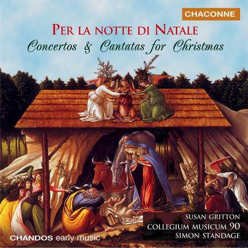 Standage - Per la Notte di Natale (FLAC)