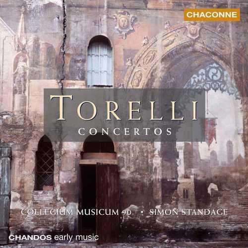Standage: Torelli - Concertos (24/96 FLAC)