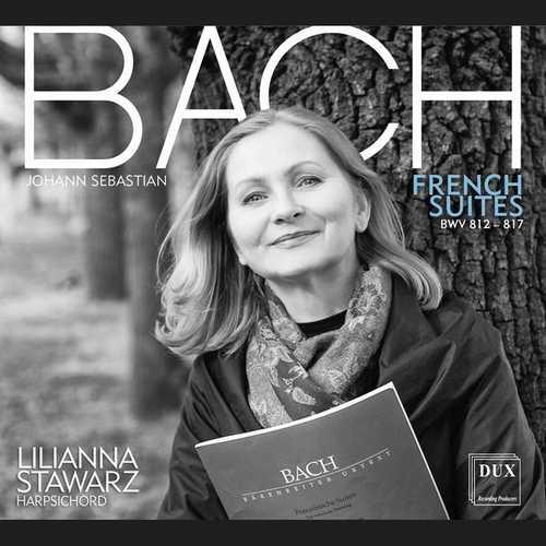 Stawarz: Bach - French Suites BWV 812-817 (FLAC)
