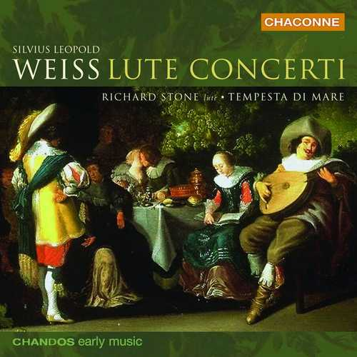 Stone: Weiss - Lute Concerti (FLAC)