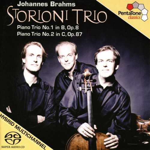 Storioni Trio: Brahms - Piano Trios no.1 & 2 (24/96 FLAC)