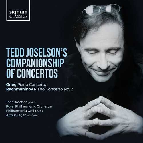 Tedd Joselson's Companionship of Concertos (24/48 FLAC)