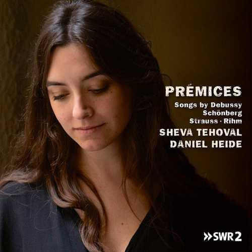 Sheva Tehoval, Daniel Heide - Prémices (24/48 FLAC)