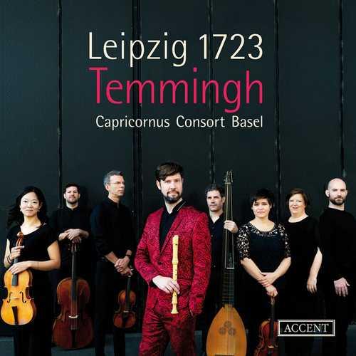 Capricornus Consort Basel - Leipzig 1723 (FLAC)