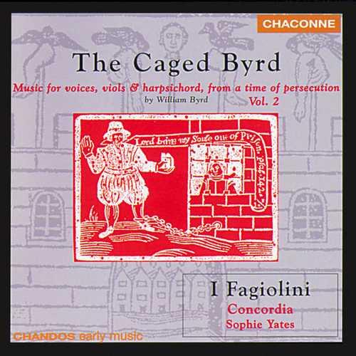 I Fagiolini: The Caged Byrd (FLAC)