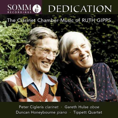 The Clarinet Chamber Music of Ruth Gipps (24/96 FLAC)