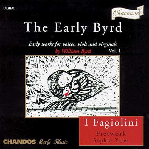 I Fagiolini: The Early Byrd (FLAC)