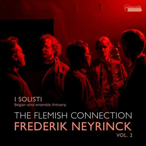 The Flemish Connection - Works by Frederik Neyrinck vol.2 (24/96 FLAC)