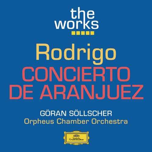 Söllscher: Rodrigo - Concierto De Aranjuez (FLAC)