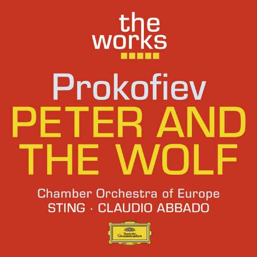 Sting, Abbado: Prokofiev - Peter and the Wolf (FLAC)