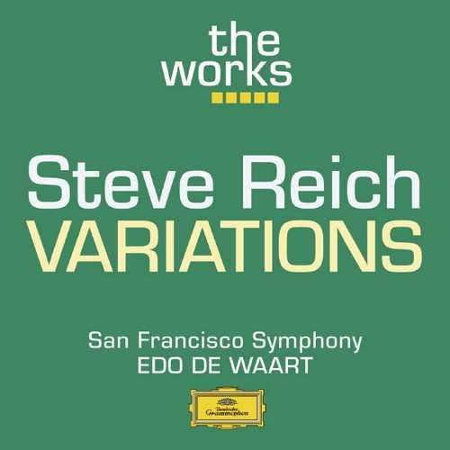 Waart: Reich - Variations (FLAC)