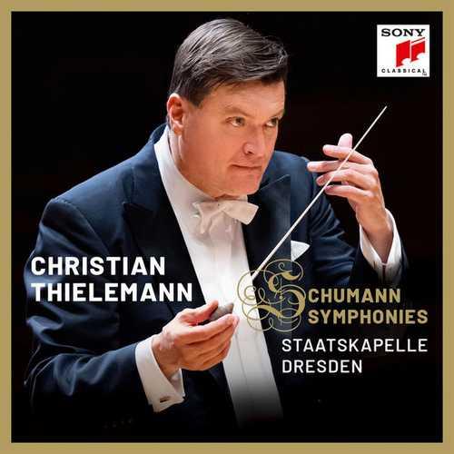 Thielemann: Schumann - Symphonies (24/96 FLAC)