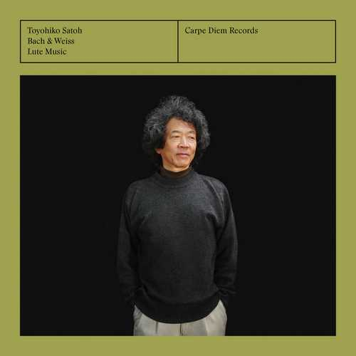 Satoh: Bach & Weiss - Lute Music (24/192 FLAC)