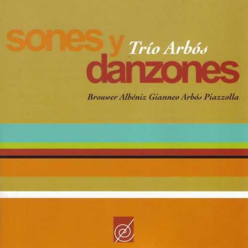 Trío Arbós - Sones y Danzones (FLAC)