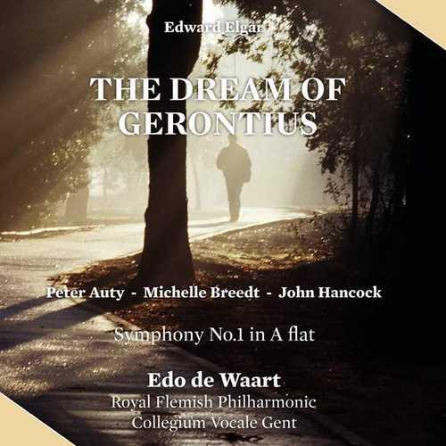 Waart: Elgar - The Dream of Gerontius, Symphony no.1 (24/96 FLAC)