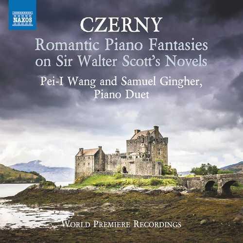 Wang, Gingher: Czerny - Romantic Piano Fantasies on Sir Walter's Scott's Novels (24/96 FLAC)