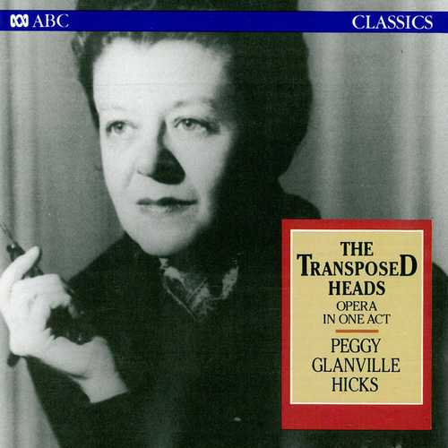Measham: Glanville-Hicks - The Transposed Heads (FLAC)