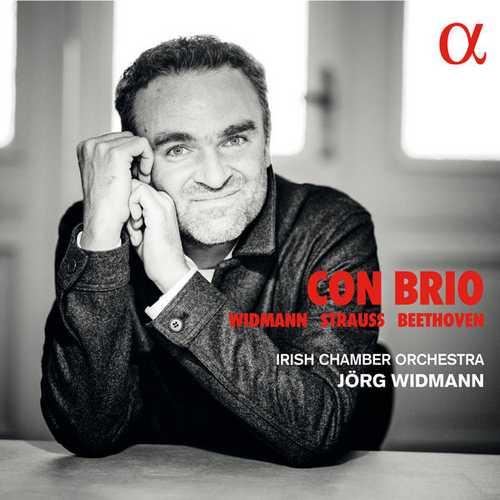 Widmann, Strauss, Beethoven - Con Brio (24/96 FLAC)