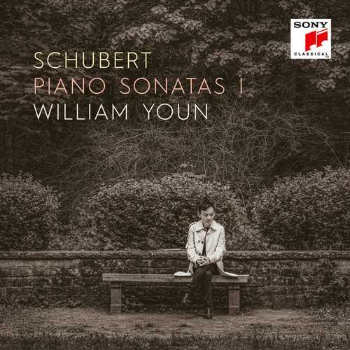 William Youn: Schubert - Piano Sonatas vol.1 (24/88 FLAC)