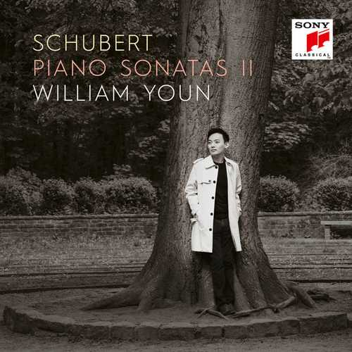 William Youn: Schubert - Piano Sonatas vol.2 (24/88 FLAC)