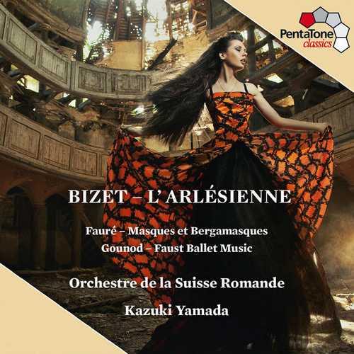 Yamada: Bizet - L'Arlésienne Suites (24/96 FLAC)